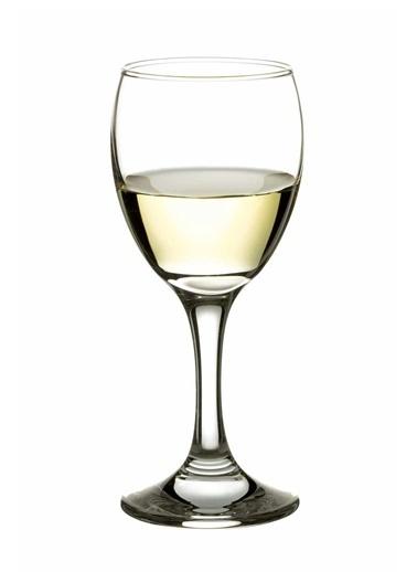 Paşabahçe 12'Li Imperıal Beyaz Şarap Bardağı Beyaz